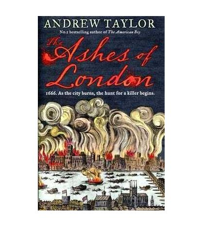 Ashes of London HB