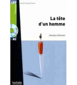 Tete dun Homme B2 + Cd  audio