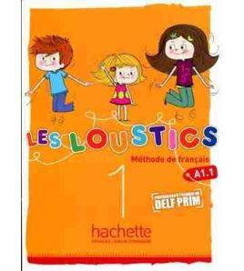 Loustics 1 A1.1 Livre ( Preparation Examen Delf Primaire)