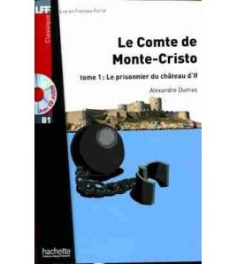 Comte de Monte-Cristo B1 tome 1+ CD Audio