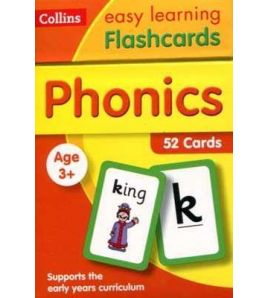 Collins Phonic Flashcards