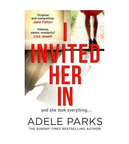 I Invited her In PB