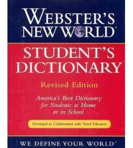 Webster New World Student's Dictionary HB