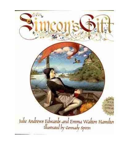 Simeons Gift HB + Cd audio