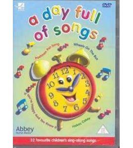 A Day Full of Songs DVD (infantil)