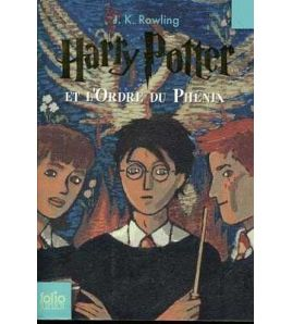 Harry Potter 5 : L Ordre du Phenix