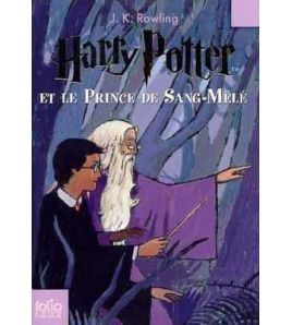 Harry Potter 6 : Et le Prince de Sang Mele Junior