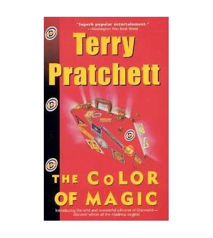 Discworld 1 : Color Magic PB