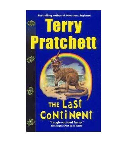 Discworld 10 : Last Continent PB