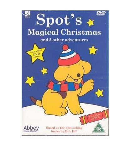 Spot's Magical Christmas and 5 other Adventures DVD (infantil)