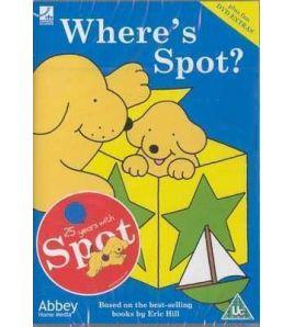 Wheres Spot DVD 25 Anniversary (infantil)