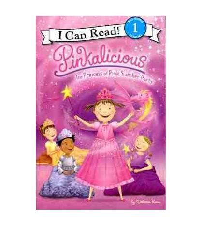 Pinkalicious Princess Pink Slumber Party