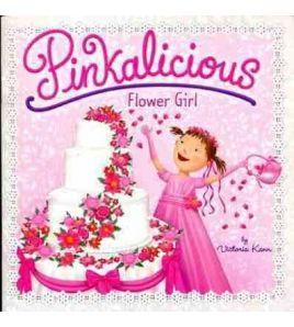 Pinkalicious Flower Girl