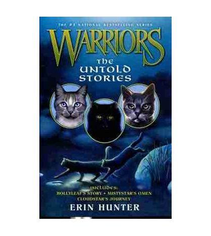 Warriors the Untold Stories PB