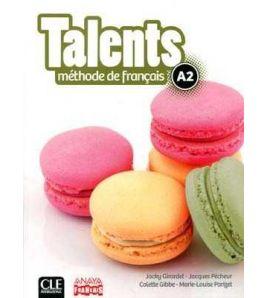 Talents A2 Livre Eleve