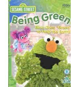 Sesame Street : Being Green DVD