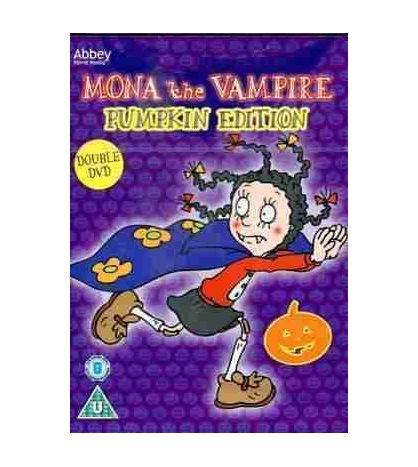Mona The Vampire: The Pumpkin Edition: Brain Wash Boogie/Hair Scare