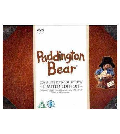 Paddington Bear Complete Collection 4 DVD