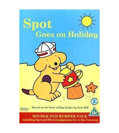 Spot Goes on Holiday 2 DVD