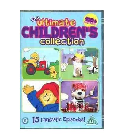 Ultimate Childrens Collection DVD