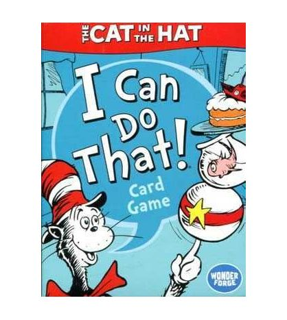 I Can do That Dr Seuss Card Game