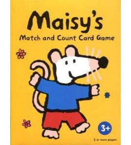 Maisys Match and Count Card Game