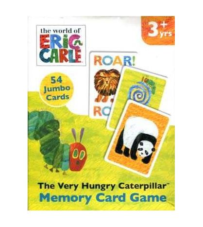 Very Hungry Catepilar Memory Card Game