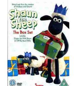 Shaun the Sheep Box Set Video DVD