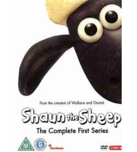 Shaun the Sheep . Complete first Series