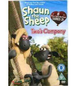Shaun the Sheep Two Company DVD