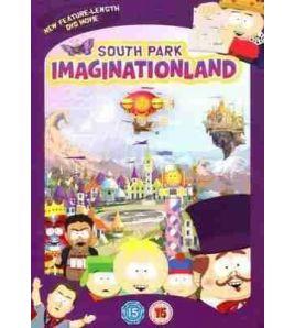 South Park Imaginationland DVD