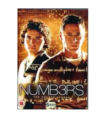 Number3RS Fourth Season DVD
