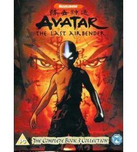 Avatar Book 3 : Fire Complete DVD