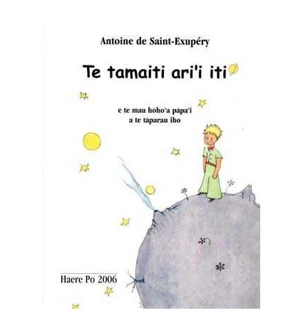 Tamaiti arii iti (Principito Tahitiano)