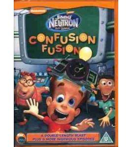 Jimmy Neutron : Confusion Fusion DVD