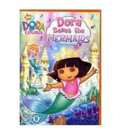 Dora the Explorer : Saves the Mermaids DVD