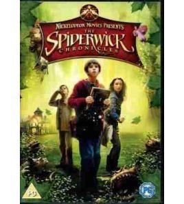 Spiderwick Chronicles DVD
