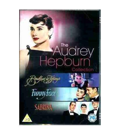 Audrey Hepburn Collection : Breakfast at Tiffany s / Funny Face / Sabrina DVD