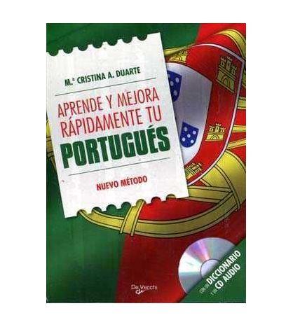 Aprende y Mejora Rapidamente tu Portugues+ CD Audio