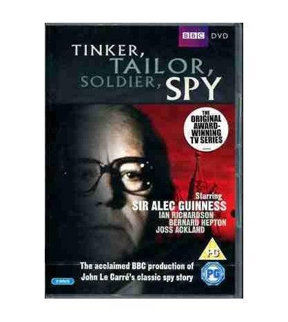 Tinker, Tailor, Soldier, Spy DVD
