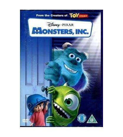 Monsters , Inc. DVD
