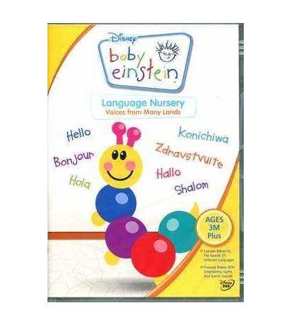 Baby Einstein : Language Nursery Voices from Many Lands