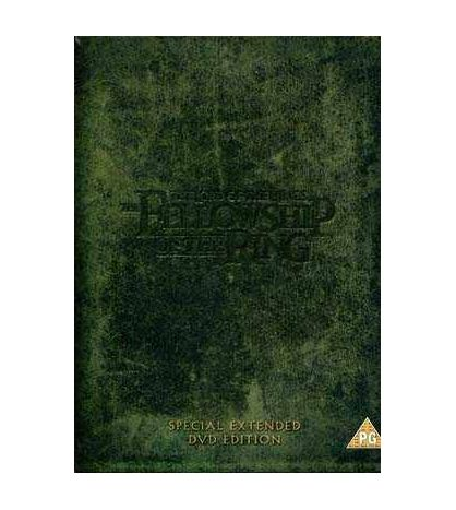 Lord of the Rings : Fellowship of the Rings DVD