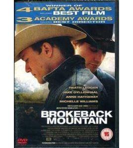 Brokeback Mountain DVD