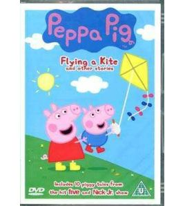 Peppa Pig : Flying a Kite DVD