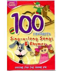 100 Sing a Long Songs and Rhytmes