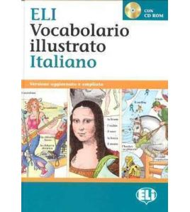 Eli Vocabolario Ilustrato Italiano + cd rom n/e 08