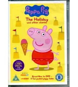 Peppa Pig : The Holiday and other Stories