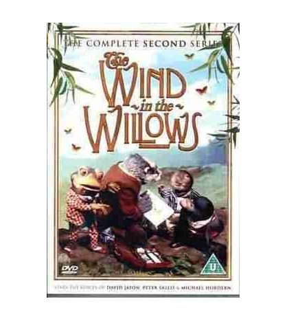 Wind in the Willows DVD (Complete Second Series)