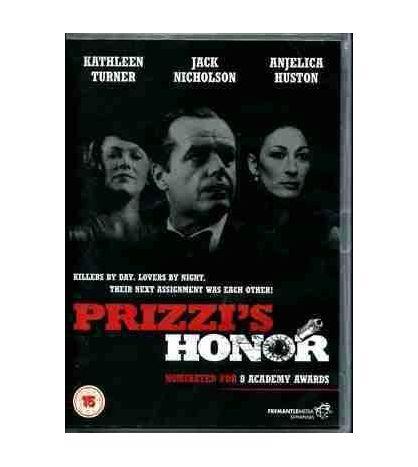 Prizzi ´s Honor DVD
